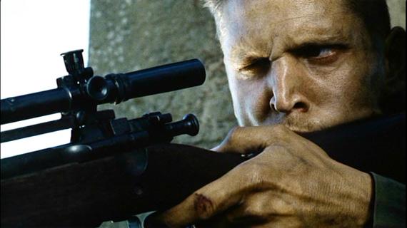 从《拯救大兵瑞恩》谈二战美军游骑兵武器装备