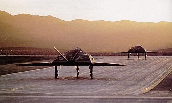 美国空军ATB计划目标是超越B一1(组图)