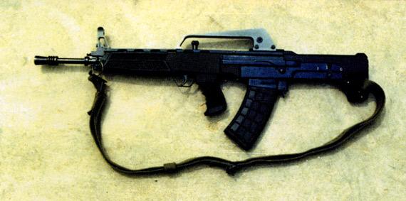 图文:95式参加选型样枪方案
