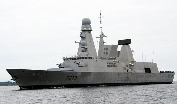 """英国45型法意""""地平线""""级战舰武备点评(图)"""