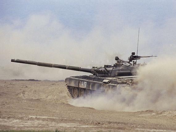 深度回顾前苏联T-72主战坦克研制内幕(组图)