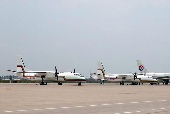 波音空客酝酿结盟应对中国大飞机计划(组图)