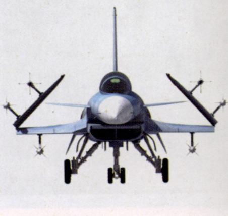 歼-10作为舰载战斗机的局限性(组图)