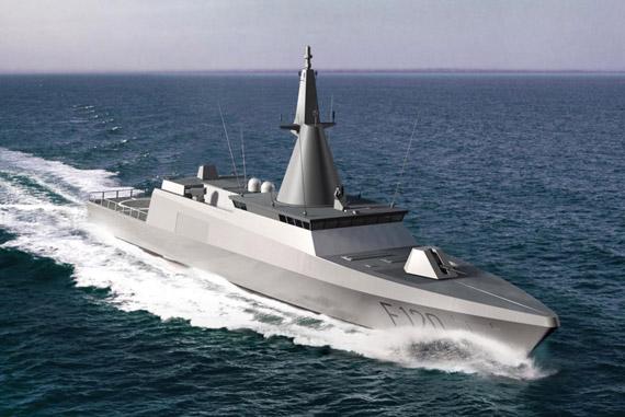 武器纵横:法国推出出口型追风系列轻护舰(图)