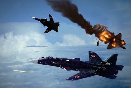 反F一22需要的战机已存在或正在开发(图)