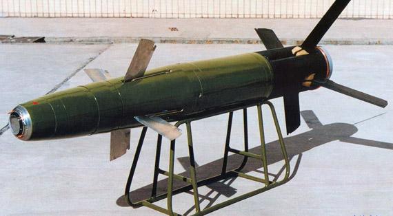 中国成功向阿联酋出售上千枚激光制导炮弹(图)