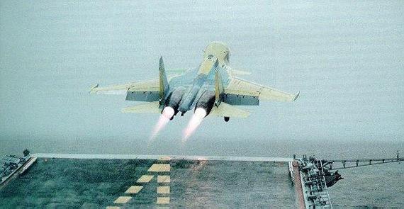 航空世界特稿:中国三型固定翼舰载机选择讨论