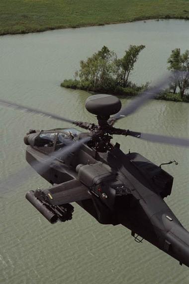 美驻欧洲第7军及驻韩第8军AH-64D配备情况(图)