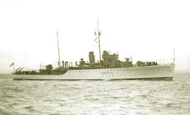 猎潜英豪:二战著名护航指挥官沃克(组图)