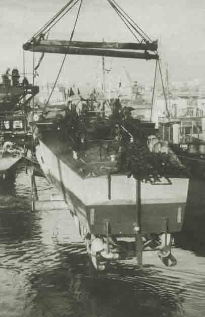 一段被遗忘的历史:二战意大利特种突击快艇(图)