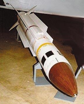 从血的教训中诞生:以色列空射反雷达武器(组图)