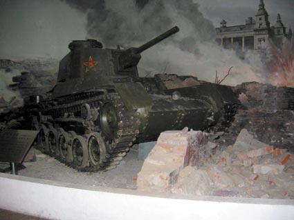 2004北京军博纪实:坦克装甲车篇(组图)