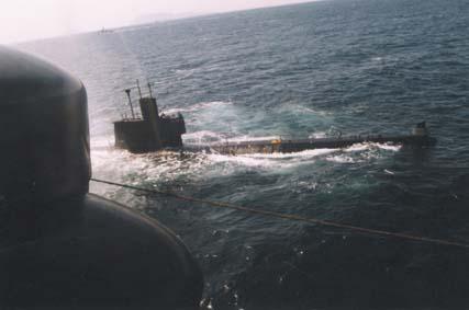 美学者著书论述:岛链战略下的中国海军(组图)