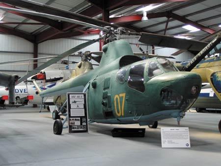 亲历韦斯敦直升机博物馆(组图)上