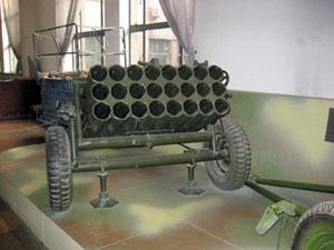2004北京军博纪实火炮篇:静静的战争之神