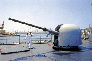 台海军二代主战兵器:成功级导弹护卫舰剖析