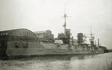 苏联第一级也是最后一级战列舰-甘古特级(组图)