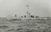 消失在历史帷幕后的水下舰队-芬兰潜艇部队中