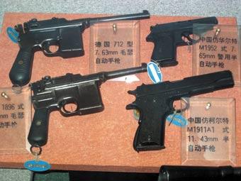 见证人民战争辉煌历史-中国民兵武器装备陈列馆