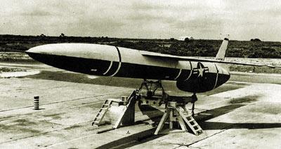 美早期巡航导弹中的异类:蛇鲨和纳瓦霍(组图)