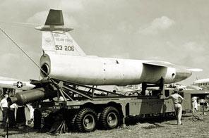 美国早期巡航导弹发展探索:从斗牛士到马斯上