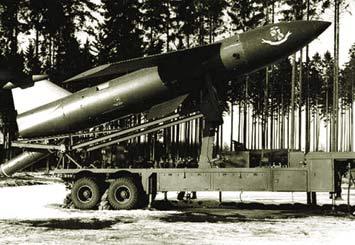 美国早期巡航导弹发展探索:从斗牛士到马斯中