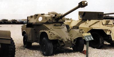 以色列装甲兵的圣殿-拉特伦装甲兵纪念博物馆