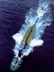中国海军夏级弹道导弹核潜艇