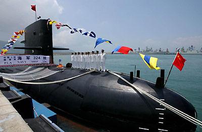 中国海军宋级常规动力潜艇