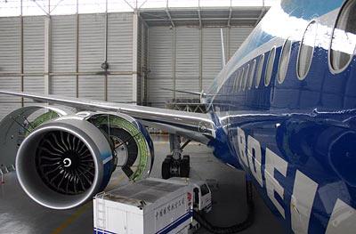 777-200LR机翼设计与使用材料