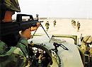 空降兵特种部队演习
