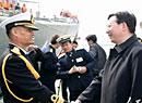 泰国海军访问上海