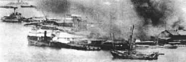 淞沪会战初期兵力对比分析