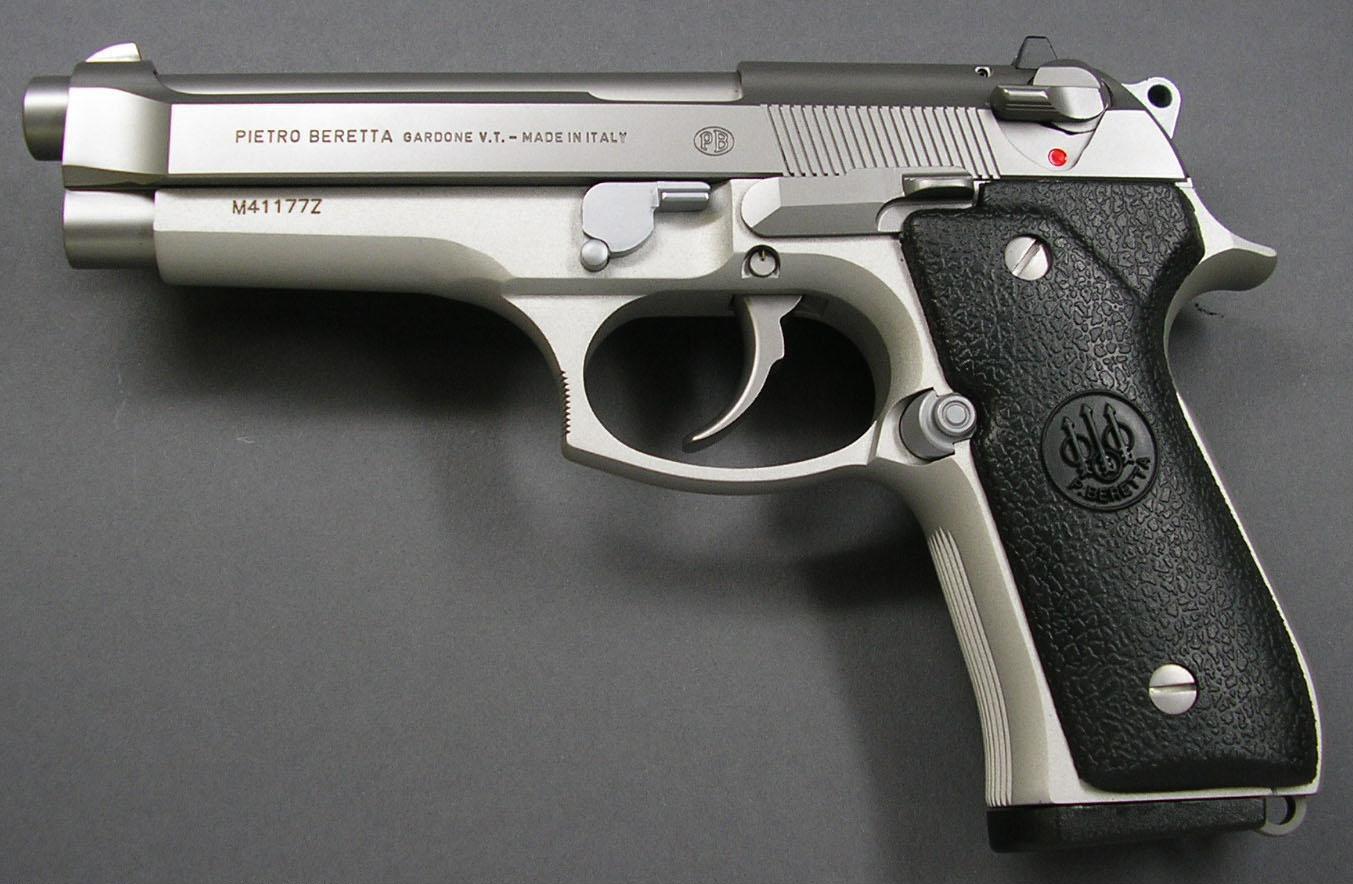 【欣赏】世界十大名手枪【图文】