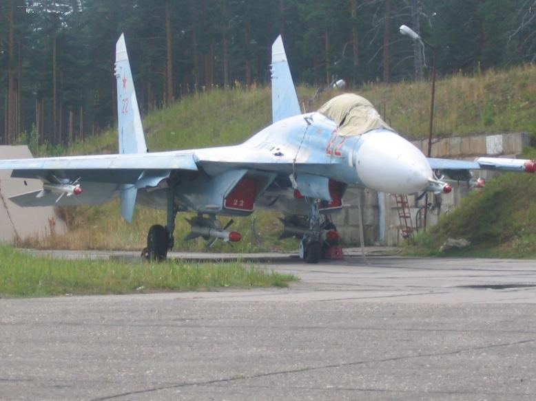 """苏联/俄罗斯苏-27""""侧卫""""战斗机家族"""