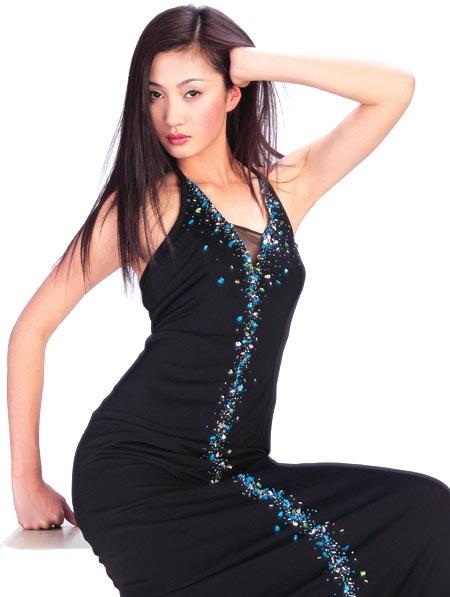 2002中国最佳职业时装模特--王春艳图片