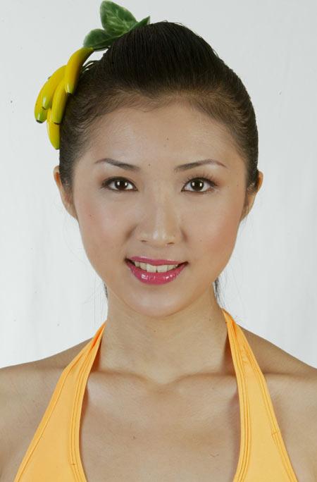 2003新丝路中国模特大赛选手资料--宋冰洁
