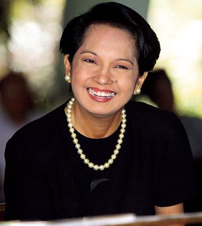 菲律宾美女总统阿罗约
