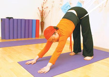 塑绳瑜伽:与身体玩一场翻绳游戏(组图)(3)