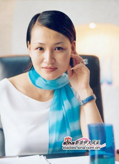 司品牌总监陈迷丽(组图)图片