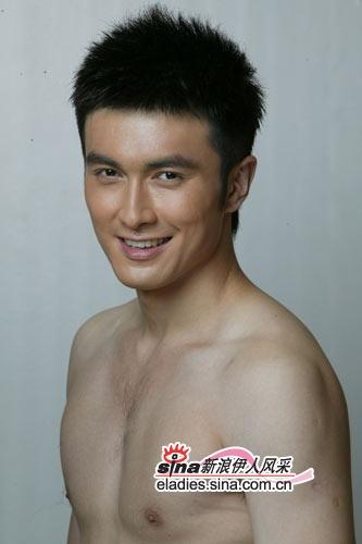 2006新丝路中国模特大赛4号选手高伟光(组图)