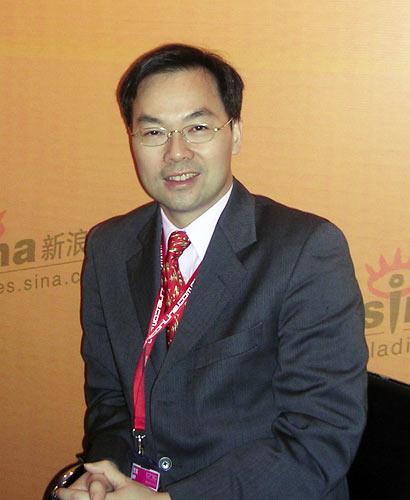 香港贸发局高级经理谈香港展团(图)