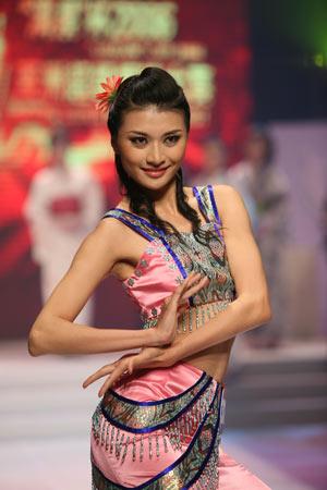 伊人风采 2006亚洲超级模特大赛 正文     点击图片,进入下一页   5月