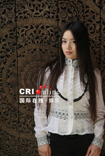 韩国芭比娃娃南圭丽清纯可人