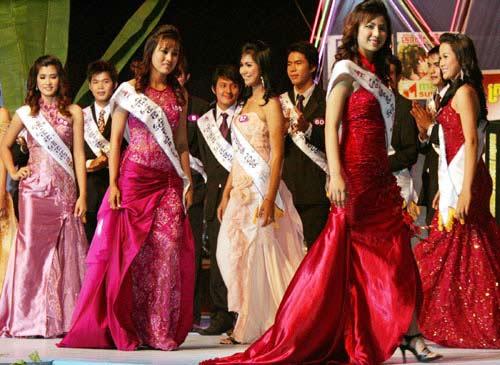 选柬埔寨小姐