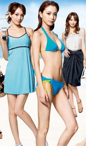 组图:日本第一美女泳装写真