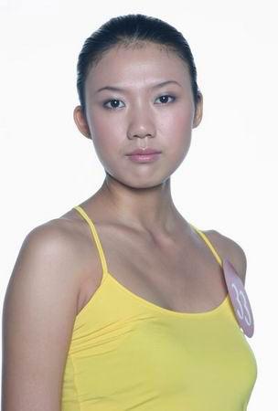 新丝路北京模特大赛_图库写真_伊人风采_新浪网; 大赛报名选手资料:33