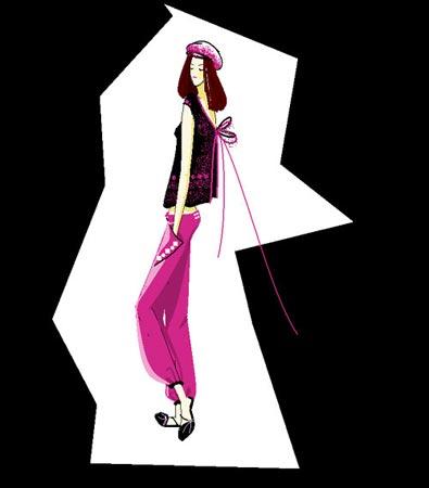 作品欣赏:精品服装设计(组图)
