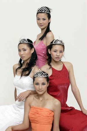 龙蕾(2001年cctv模特电视大赛冠军,最佳媒体印象奖得主)