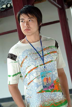 冠军:cctv模特大赛武汉初中v冠军举行--赛区组图男模教案a冠军图片